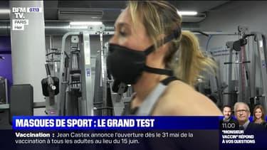 Masques de sport : le grand test - 21/05