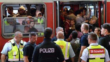 Les demandeurs d'asile pourraient être au nombre de 800.000 pour la seule année 2015 en Allemagne.