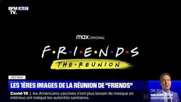 """Les premières images de la réunion de """"Friends"""", dont l'épisode sera diffusé le 27 mai sur HBO Max"""
