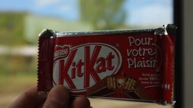 Kit Kat ne sera plus le seul à avoir cette forme.