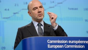 Pierre Moscovici a indiqué que les attentats de Londres et Madrid, il y a une dizaine d'années, n'avaient eu qu'un très faible impact sur la croissance de ces pays.