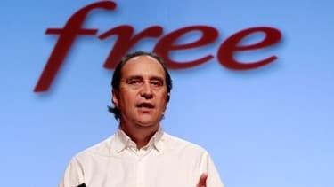 Xavier Niel a annoncé aujourd'hui que la 4G de Free serait au même tarif que sa 3G.