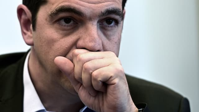 """Alexis TSipras juge les propositions des créanciers de la Grèce """"absurdes""""."""