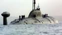 Un sous-marin russe (illustration)