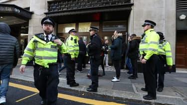 La police londonienne fait partie des forces impliquées dans le projet.
