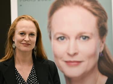Violette Spillebout, candidate investie par LaREM aux élections municipales de 2020 à Lille