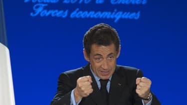 Nicolas Sarkozy devrait donner des conférences à travers le monde