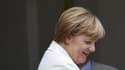Rencontre entre François Hollande et Angela Merkel le 15 septembre 2016 à l'Elysée.