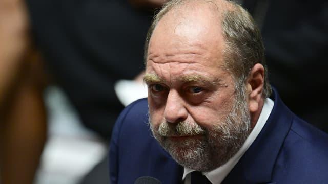 Eric Dupond-Moretti le 15 septembre 2020 à l'Assemblée nationale.