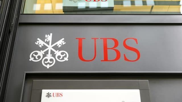 """Après sa filiale française, la maison mère du groupe bancaire suisse UBS a été mise en examen pour """"démarchage bancaire illicite"""" auprès de fortunes françaises dans le but de leur proposer des placements soustrayant des fonds au fisc français. /Photo pris"""
