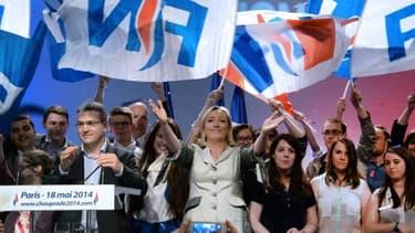 Marine Le Pen a réalisé un score de plus de 30% dans le Nord-Ouest.