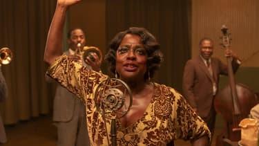 """Viola Davis dans """"Le Blues de Ma Rainey"""""""