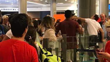 L'altercation entre un passager et un employé de l'aéroport de Nice a eu lieu dans la soirée du samedi 29 juillet.
