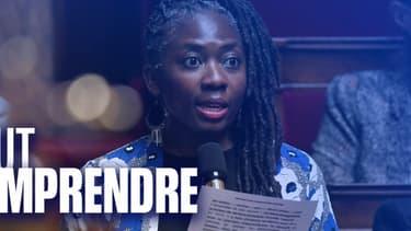 Image d'illustration - Danièle Obono, députée La France Insoumise