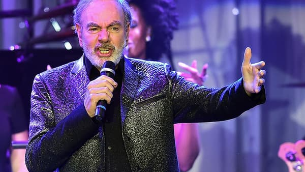 Neil Diamond le 12 février 2017 à Beverly Hills.