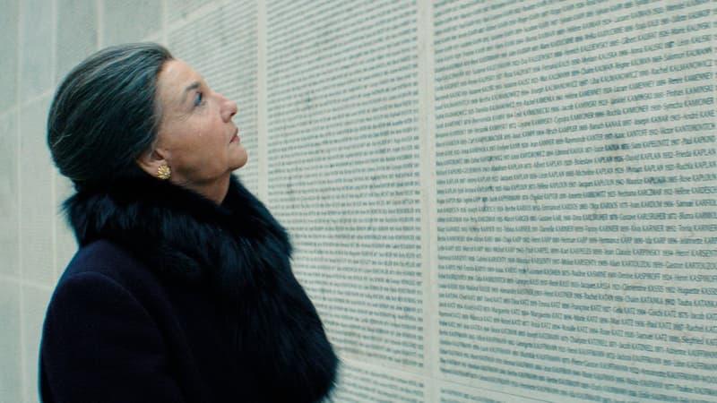 Elsa Zylberstein méconnaissable dans le biopic sur Simone Veil