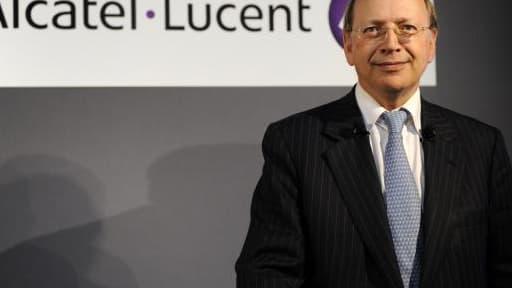 Au bout de quatre ans en tant que directeur général d'Alcatel, Ben Verwaayen ne demandera pas la reconduction de son mandat