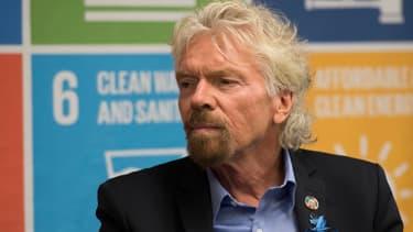 Richard Branson était en visite en Arabie Saoudite