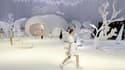 Sortis des eaux du Grand Palais, les mannequins Chanel ondulaient mardi au milieu d'algues et coquillages immaculés, illustrant l'inspiration de Karl Lagerfeld pour le prêt-à-porter de l'été prochain. /Photo prise le 4 octobre 2011/REUTERS/Gonzalo Fuentes