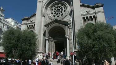 L'église Saint-Pierre d'Arène, à Nice.