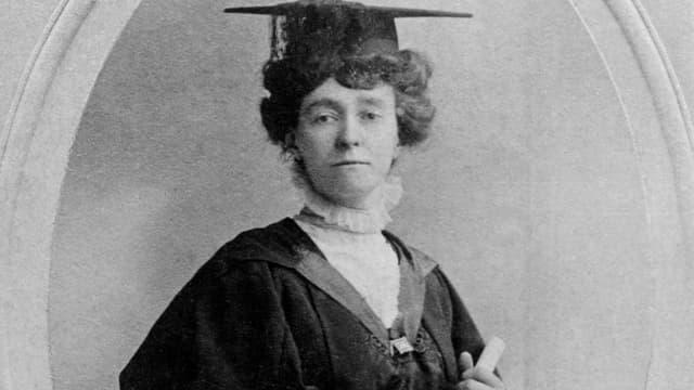 Emily Wilding Davison, une suffragette britannique