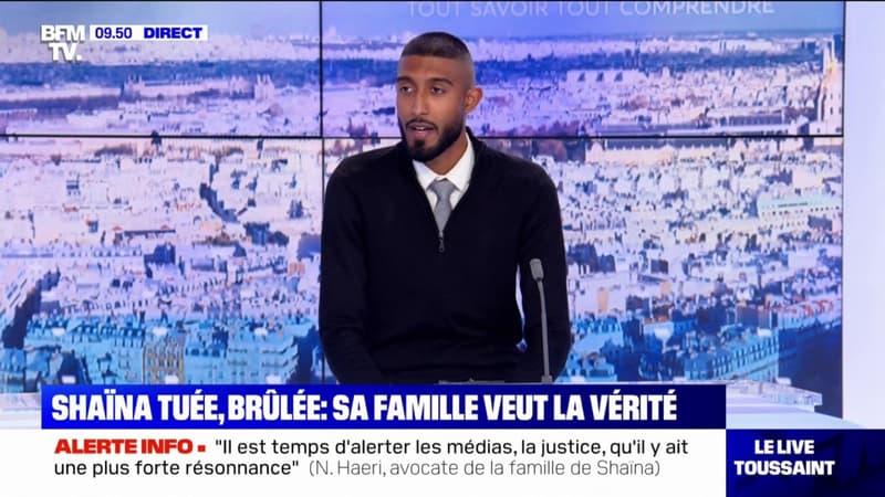 """""""Même deux ans après, on a l'impression que c'était hier"""": Yasin Hansye, frère de Shaïna, tuée et brûlée à Creil en octobre 2019, témoigne"""