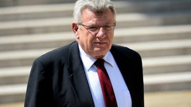 Christian Eckert a supervisé la préparation de la réforme de l'impôt à la source.