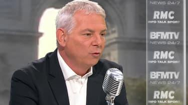 Thierry Lepaon était l'invité de BFMTV-RMC.