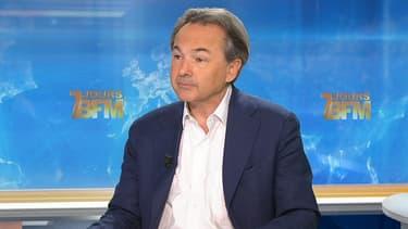 """Gilles Kepel était l'invité de l'émission """"7 Jours BFM"""", samedi 23 mai."""
