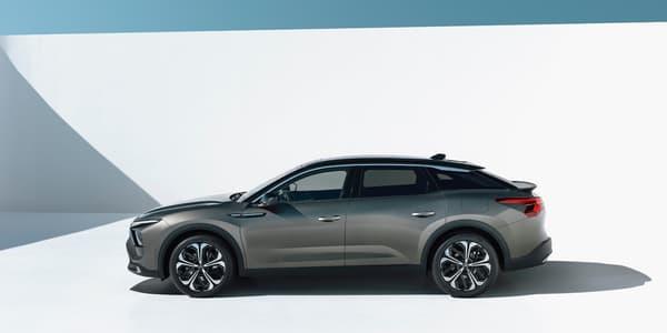 La nouvelle grande berline de Citroën, la C5X