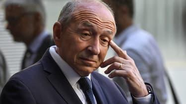 Gérard Collomb commente les trois mois de Grégory Doucet et Bruno Bernard à la tête de l'agglomération lyonnaise.