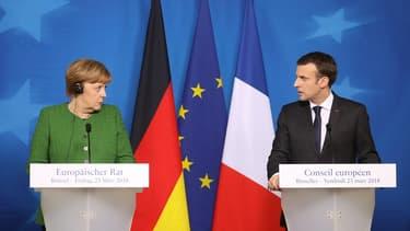 Paris et Berlin doivent se mettre d'accord sur une feuille de route à présenter à leurs partenaires européens fin juin.