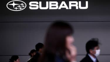 Subaru a dû rappeler 395.000 véhicules au Japon.