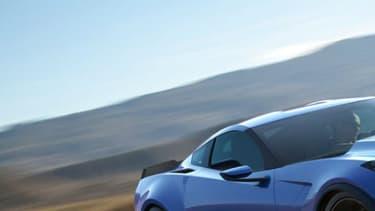 La GXE va être produite à 75 unités pour un tarif affiché à 750.000 dollars.