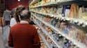 Supermarché.