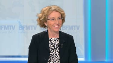 Muriel Pénicaud était l'invitée de BFMTV.