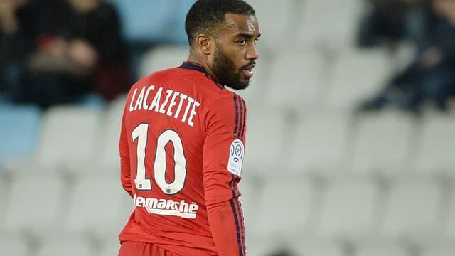 Alexandre Lacazette (OL)
