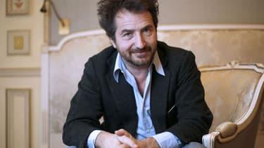 L'acteur Edouard Baer.