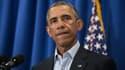 Barack Obama n'a pas caché son émotion après la mort du journaliste américain James Foley, dont l'exécution a été filmée par l'Etat islamique.