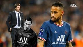 """OM 0-0 PSG : """"Si Pochettino sort Neymar, il le tue moralement"""" assure Moscato"""
