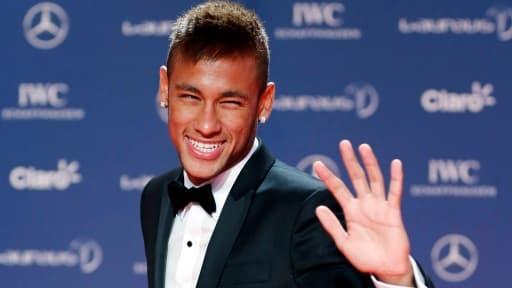Le footballeur brésilien Neymar est le sportif au plus fort potentiel économique du monde, selon le magazine Sportpro.