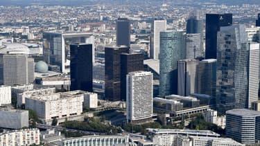 La Défense à Paris