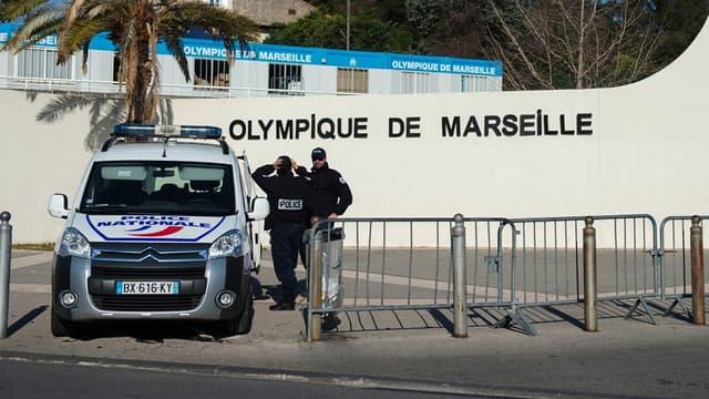 La Commanderie, siège de l'Olympique de Marseille
