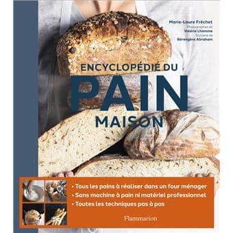 Encyclopédie du pain maison.