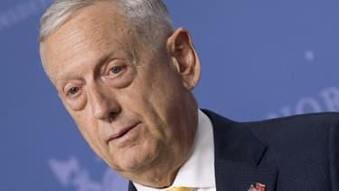 Le ministre américain de la Défense Jim Mattis.