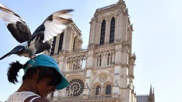 La fréquentation des principaux monuments franciliens a fortement chuté depuis le début de l'année.