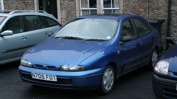 Les Fiat Bravo/Brava ont été élues Voiture de l'Année en 1996.