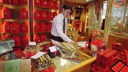 Pour que les boutiques Hédiard soient ouvertes pour les fêtes de fin d'année, l'actionnaire Pougatchev a injecté 2,2 millions d'euros.