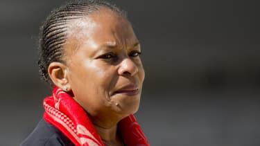 Christiane Taubira - ministre de la Justice