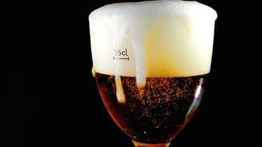 La bière belge figurera bientôt sur la liste du patrimoine immatériel de l'Unesco. (Photo d'illustration)